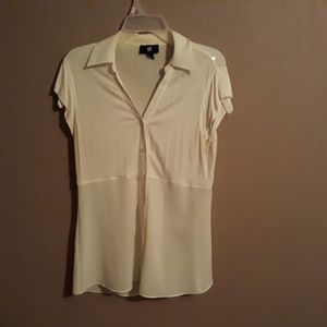 White button blouse 2/$10
